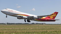 B-1340 - Suparna Airlines Boeing 747-400F, ERF aircraft
