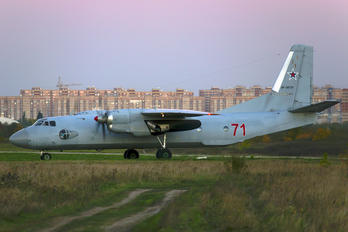 71 - Russia - Air Force Antonov An-26 (all models)