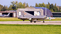 "56 - Russia - Air Force ""Strizhi"" SAAB SK 35C Draken aircraft"