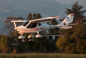 HB-WYA - Private Flight Design CTLS