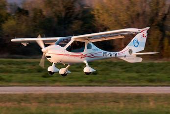 HB-WYB - Private Flight Design CTLS