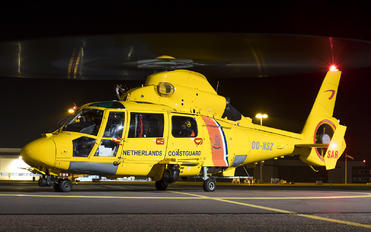 OO-NSZ - Netherlands - Coastguard Eurocopter AS365 Dauphin 2