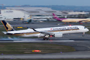 F-WZFC - Singapore Airlines Airbus A350-900 aircraft