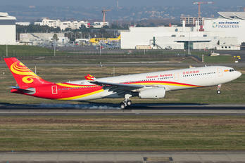 F-WWKD - Hainan Airlines Airbus A330-300