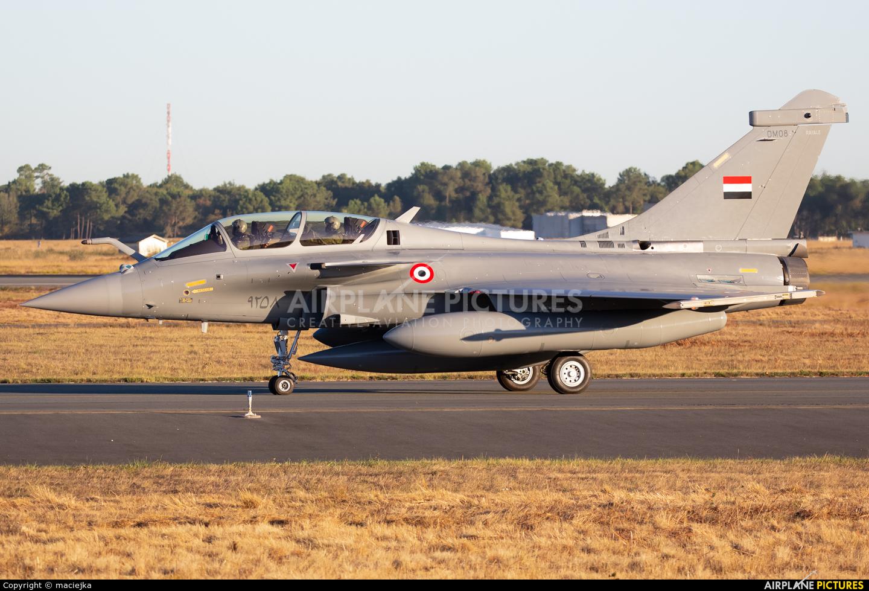 Egypt - Air Force 9258 aircraft at Bordeaux - Merignac