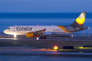 D-AICF - Condor Airbus A320 aircraft