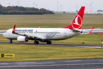 TC-JVC - Turkish Airlines Boeing 737-800