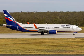 VP-BGG - Aeroflot Boeing 737-800