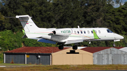 YV2739 - Private Bombardier Learjet 45