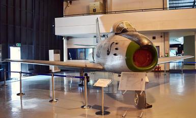 KH17-27/04 - Thailand - Air Force North American RF-86F Sabre