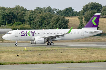 F-WWDY - Sky Airlines (Chile) Airbus A320