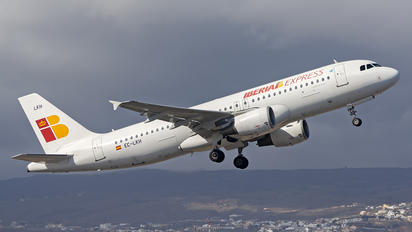 EC-LKH - Iberia Express Airbus A320