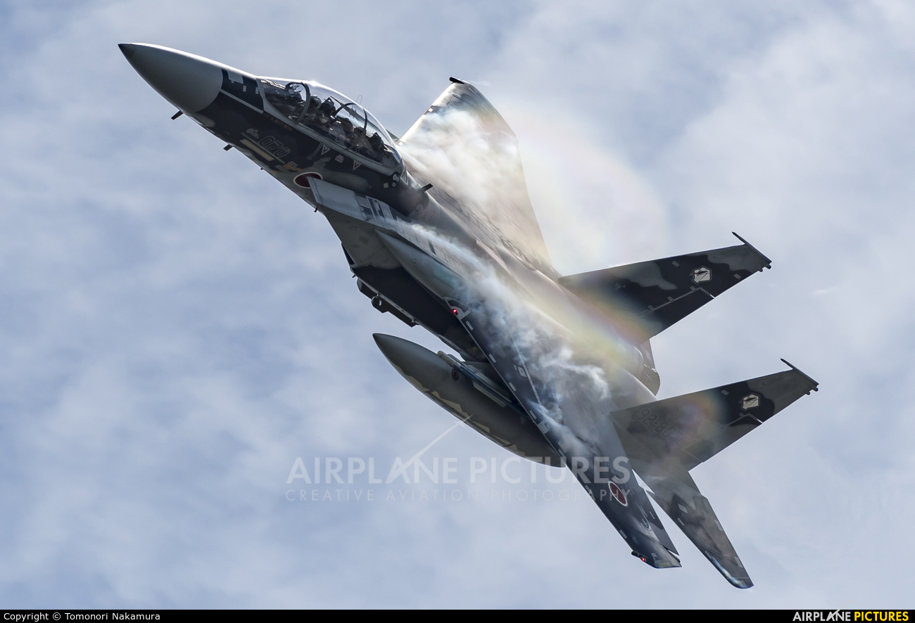 Japan - Air Self Defence Force 92-8070 aircraft at Komatsu