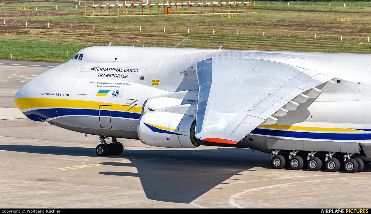 Antonov Airlines /  Design Bureau UR82029 aircraft at Cologne Bonn - Konrad Adenauer