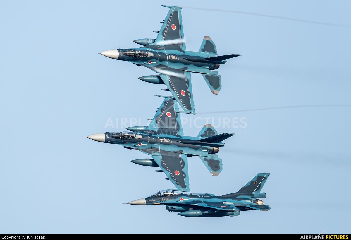 Japan - Air Self Defence Force 93-8548 aircraft at Tsuiki AB