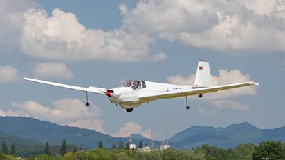 D-KECM - Private Scheibe-Flugzeugbau SF-25 Falke