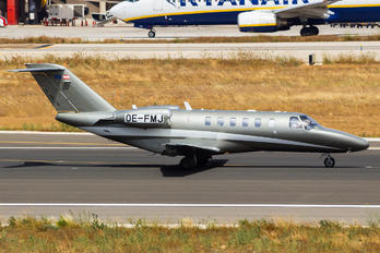 OE-FMJ - Private Cessna 525A Citation CJ2