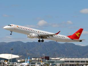 B-3265 - Tianjin Airlines Embraer ERJ-195 (190-200)