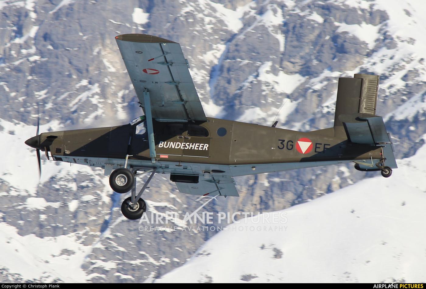 Austria - Air Force 3G-EF aircraft at Innsbruck
