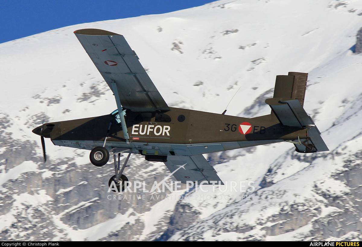 Austria - Air Force 3G-EB aircraft at Innsbruck