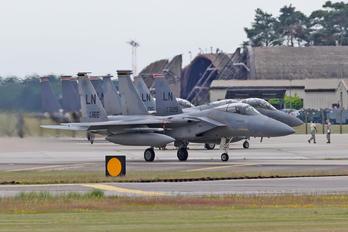 86-0165 - USA - Air Force McDonnell Douglas F-15C Eagle