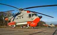 New livery of Polish SAR Mi-14PŁ/R. title=