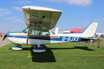 G-BJXZ - Private Cessna 172 Skyhawk (all models except RG)