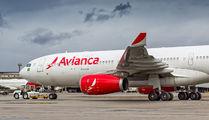 PR-OCK - Avianca Brasil Airbus A330-200 aircraft