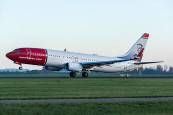 EI-FVH - Norwegian Air International Boeing 737-800