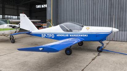 SP-TPD - Aeroklub Warszawski Aero AT-3 R100