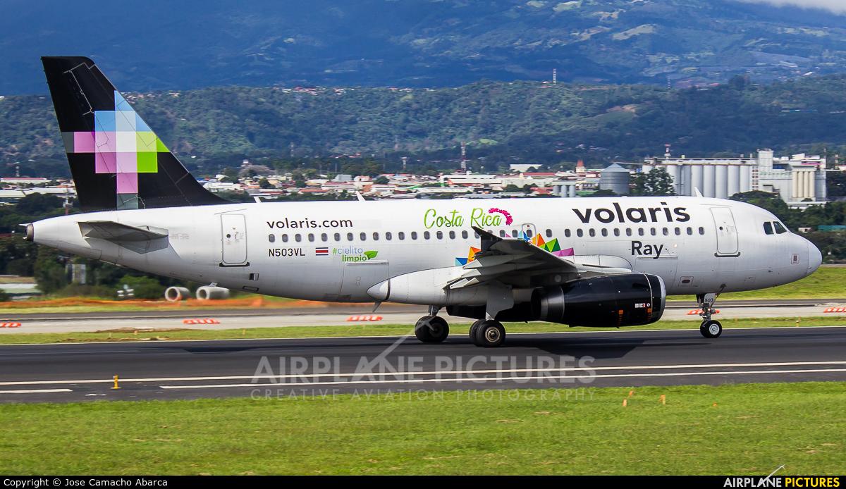 Volaris N503VL aircraft at San Jose - Juan Santamaría Intl