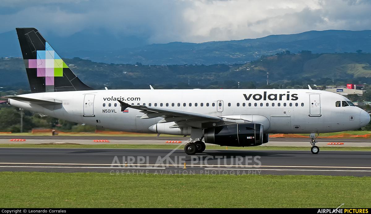 Volaris Costa Rica N501VL aircraft at San Jose - Juan Santamaría Intl