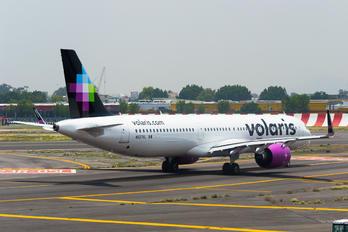 N537VL - Volaris Airbus A321