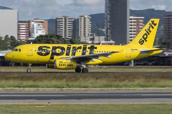 N504NK - Spirit Airlines Airbus A319