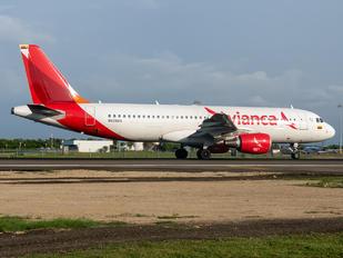 N426AV - Avianca Airbus A320