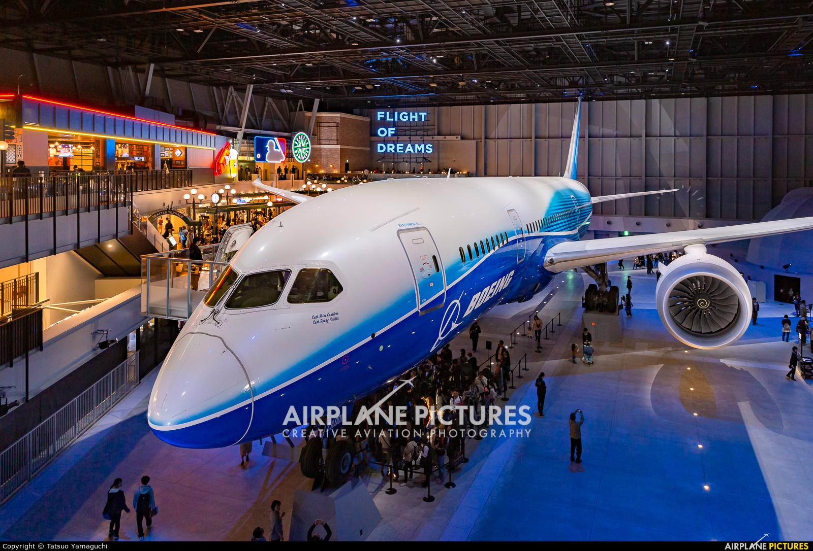 - Airport Overview ZA001 aircraft at Chubu Centrair Intl