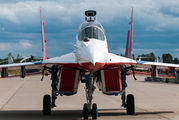 "02 - Russia - Air Force ""Strizhi"" Mikoyan-Gurevich MiG-29 aircraft"