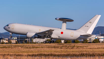 64-3501 - Japan - ASDF: Blue Impulse Boeing E-767