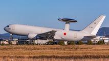 64-3501 - Japan - ASDF: Blue Impulse Boeing E-767 aircraft