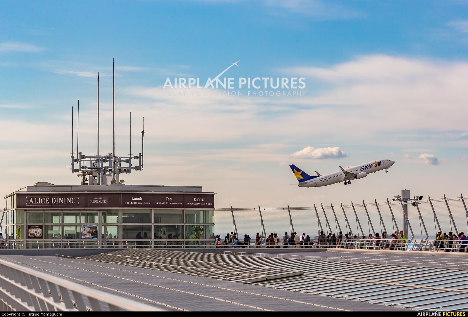 - Airport Overview - aircraft at Chubu Centrair Intl