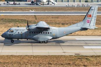 97-057 - Turkey - Air Force Casa CN-235M