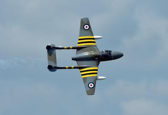 N593RH - Private de Havilland DH.115 Vampire T.55