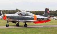 D-EPCI - Private Pilatus P-3 aircraft