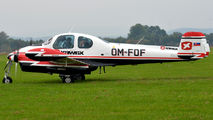 OM-FOF - Private LET L-200 Morava aircraft