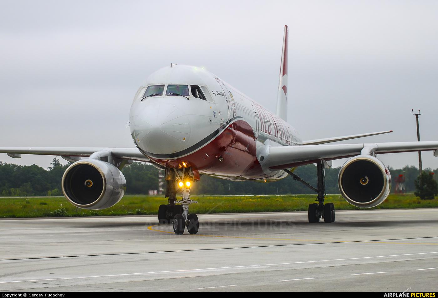 Red Wings RA-64050 aircraft at Voronezh-Chertovitskoye