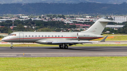 9H-VJG - Vistajet Bombardier BD-700 Global 6000