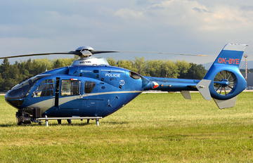 OK-BYE - Czech Republic - Police Eurocopter EC135 (all models)