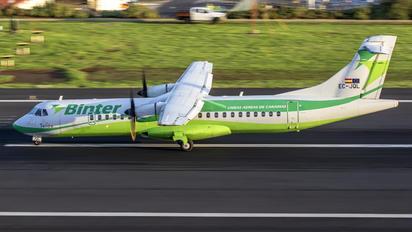 EC-JQL - Binter Canarias ATR 72 (all models)