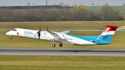 LX-LQI - Luxair de Havilland Canada DHC-8-400Q / Bombardier Q400