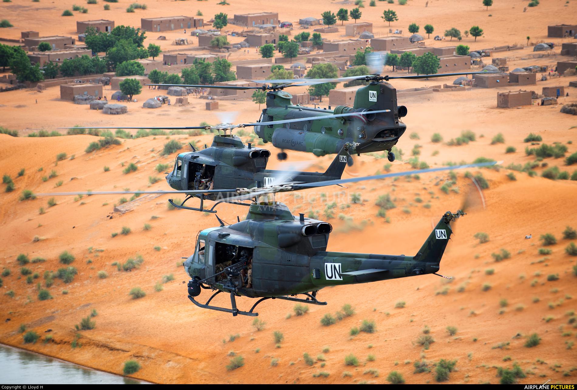 Canada - Air Force 147304 aircraft at In Flight - Mali
